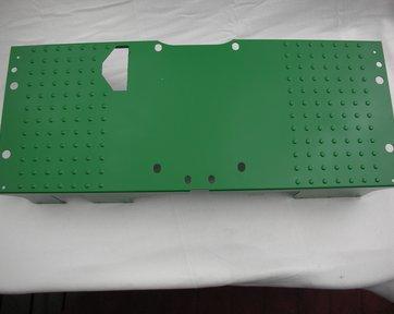 Obertrittbleche für Deutz D25 F2L 612